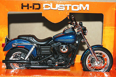 HARLEY DAVIDSON  DYNA SUPER GLIDE 1/12th  MODEL  MOTORCYCLE