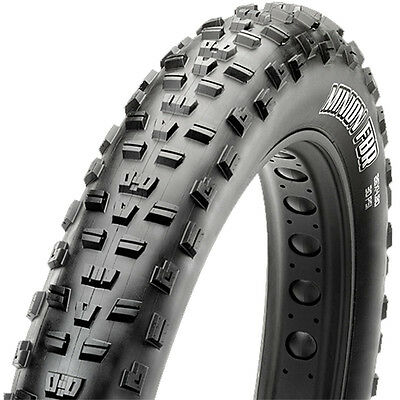 Maxxis Minion FBR 26 x 4.80 Tire Folding 120tpi Dual Compound EXO Tubeless Ready