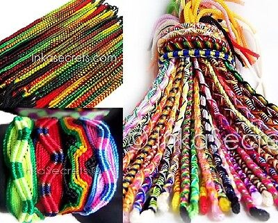 1000 Assorted Friendship Bracelet, mixed designs, FREE SHIPPING