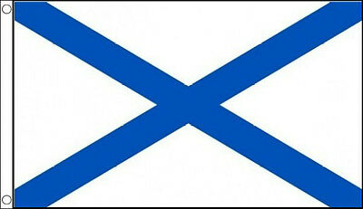 GALICIAN CROSS FLAG 5' x3' Celtic Galicia Spain Spanish
