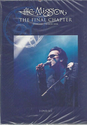 The Mission - The Final Chapter // 3 DVD