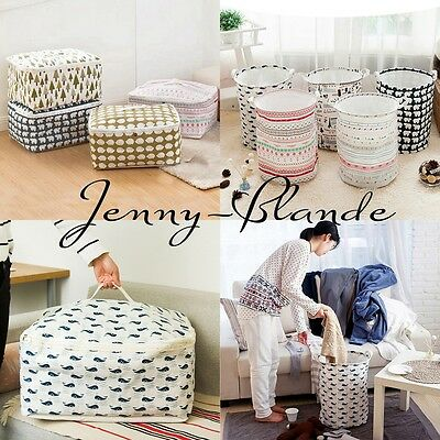 Ultra Clothes Quilt Bedding Duvet Zipped Handles Laundry Pillows Storage Bag Box