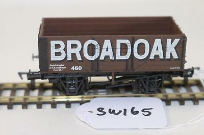 Airfix OO 1:76 Private owner plank freight wagon Broadoak FNQHobbys SW165