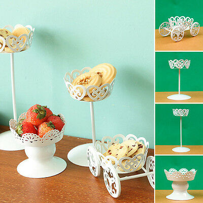1Pc Vintage Car Metal Stand Birthday Wedding Party Display Stand Holder Cupcake