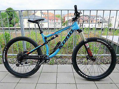 "Kona Precept 150 27,5"" Mountain Bike - Modell 2017, Gr. L (44cm) - Top Zustand"