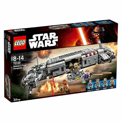 Lego® Star Wars Resistance Troop Transporter 75140 NEU OVP