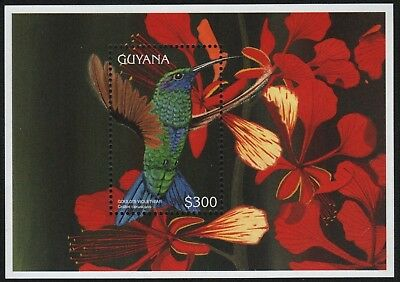 Guyana 1996 - Mi-Nr. Block 508  ** - Vögel / Birds