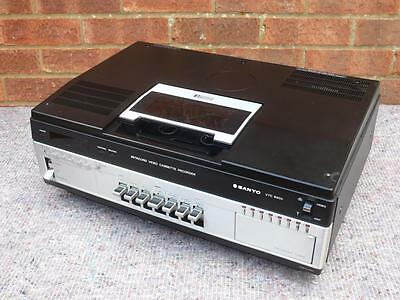Sanyo VTC 9300P Betamax Video Recorder ~ Full Working Order ~Excellent Condition