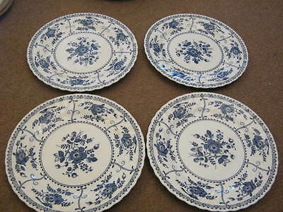 Johnson Brothers Indies Dinner Plates x 4