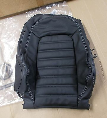 NEW GENUINE VW Scirocco 09-14 left hand front leather seat cover 1K8 881 305 AT