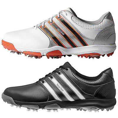 Adidas Mens Tour360 X Golf Shoes - New Waterproof Leather Climaproof Sizes 2016