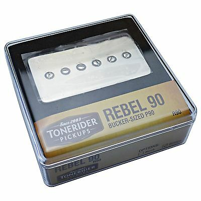 Tonerider Rebel 90 Humbucker sized P90 Guitar Pickup (R90) Alnico II