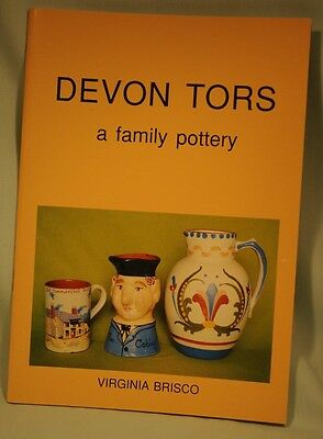 Devon Tors a family pottery by Virginia Brisco A New Book