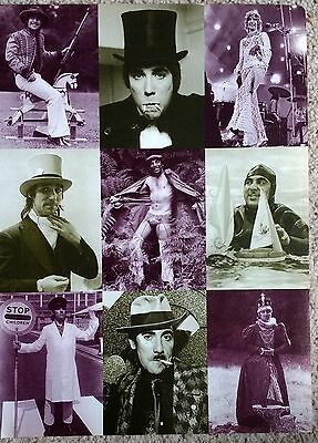 KEITH MOON / THE WHO - Magazine Photo Picture Montage Cutting - RARE
