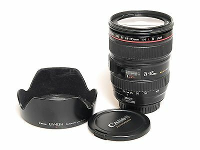 Canon Zoom Lens EF 4,0/24-105mm L IS USM