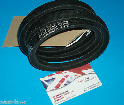 Countax Tractor Mower Pto Belt 228001200 Powered Grass Collector Pgc Sweeper A9