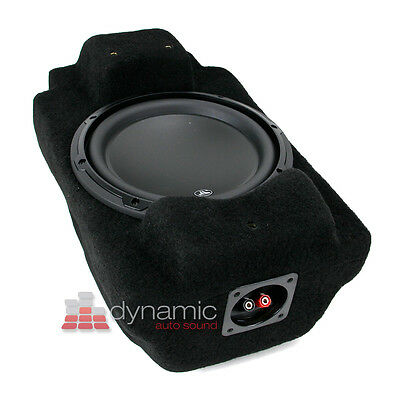 JL AUDIO® SB-T-TUNCNSL2/10W3v3 Stealthbox '03-'06 Toyota Tundra Double Access