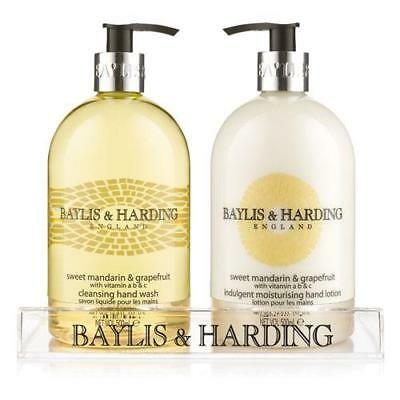 Baylis and Harding Hand Duo Set - Sweet Mandarin and Grapefruit