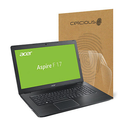 Celicious Vivid Acer Aspire F5-771 Invisible Screen Protector [Pack of 2]