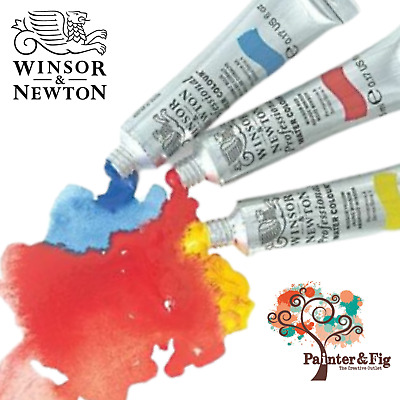 Winsor and Newton Artists' Watercolour 5ml Tubes - Professional