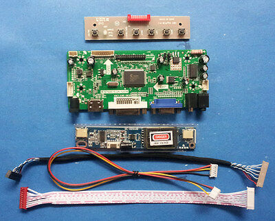 HDMI DVI VGA Audio Board for 15.0inch 1024X768 LP150X2-A2P6 LP150X2-A2M1