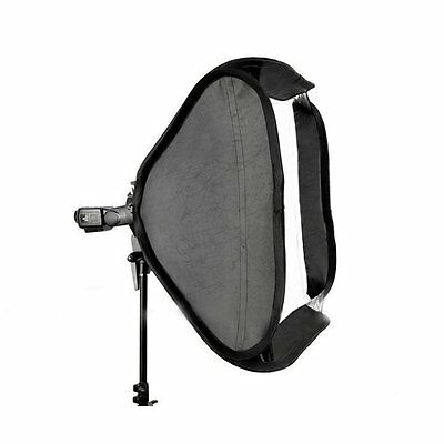 Godox SFUV 60x60cm Foldable Studio Softbox S-Type Bracket Bowens Mount Holder