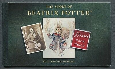 GB 1993 - Prestige Booklet - SG DX15 - SC BK158 - Story of Betrix Potter