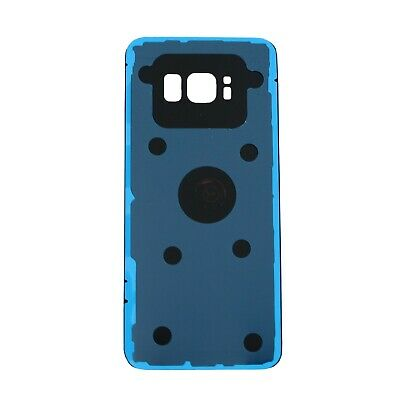 Black Battery Cover Glass Housing Rear Back Door for Samsung Galaxy S8 G950