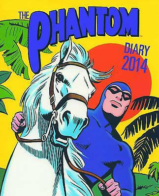 Phantom Diary 2014 HC covers facts Ghost Who Walks Lee Falk international art