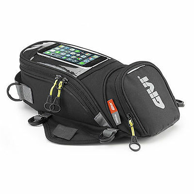 Givi EA106B - Easy-T Range 6L Tank Bag with Magnets