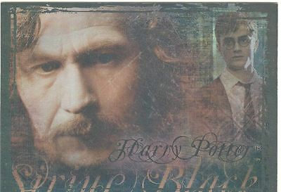 Harry Potter Order Of The Phoenix Update Prismatic Foil Chase Card R5