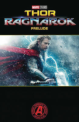 Marvels Thor Ragnarok Prelude #3 (Of 4) Preorder Nm First Print Bagged & Boarded