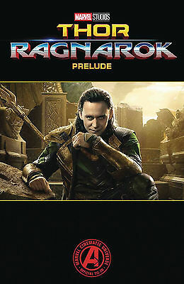Marvels Thor Ragnarok Prelude #4 (Of 4) Preorder Nm First Print Bagged & Boarded