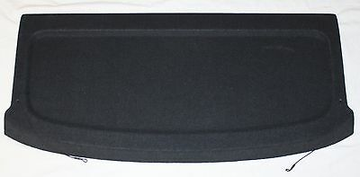 GENUINE VW GOLF Mk7 2012-2017 PARCEL SHELF LOAD LUGGAGE COVER BLACK #1510