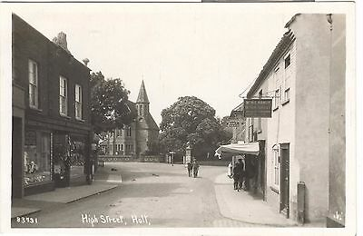 High Street, Holt RP nr. Blakeney, Wells, Cromer