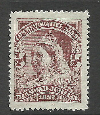GB STAMPS QUEEN VICTORIA 1897 PHANTOM, PRISTINE, FROM OLD BOBBLES BASEMENT @ 90p