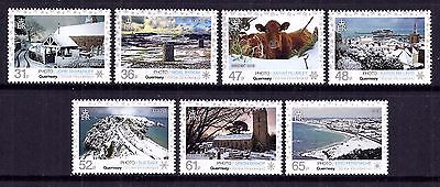 Guernsey 2011 Photo Competition set fine fresh MNH