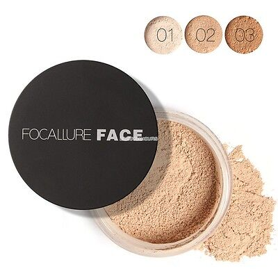 Pressed Highlight Foundation Makeup Loose Powder Matte Concealer Cosmetics