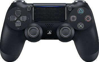 Sony DualShock 4 Wireless Controller PlayStation 4 PS4 schwarz (jet black) V2