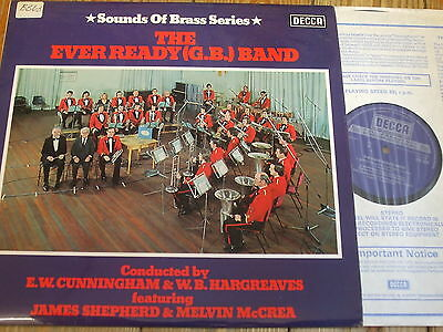 SB 329 Sounds of Brass Series - The Ever Ready (G.B.) Band / Cunningham etc.