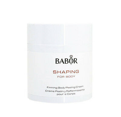 Babor Shaping for Body Firming Body Peeling Cream 500 ml