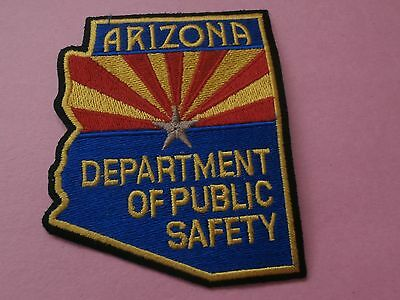 Arizona Department of Public Safety New Iron-On Patch