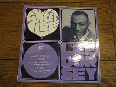 Lee Dorsey - Sweet Lee - Dutch Stateside - Lp - Sslh 1008