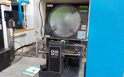 """14"""" OGP (Optical Gaging Products) Top Bench Optical Comparator"""