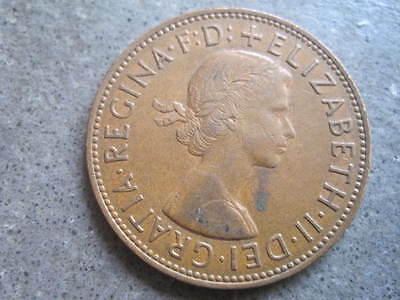 GB.....1d....one penny....1964....r14