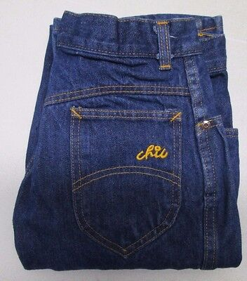 Vintage Chic Mom Jeans Womens High Waist h.i.s. 13/14 Tall