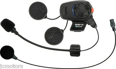Sena SMH5 Bluetooth Headset & Intercom Boom and Wired Microphone SMH5-UNIV