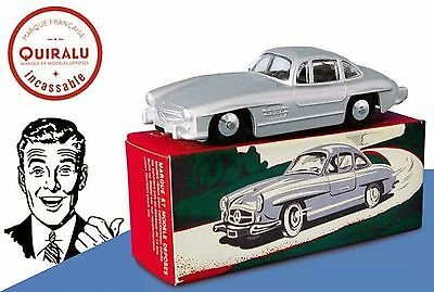 "MERCEDES-BENZ 300 SL Quiralu (no DInky)"" Limited edition - Diecast - 1/43 - NEW"