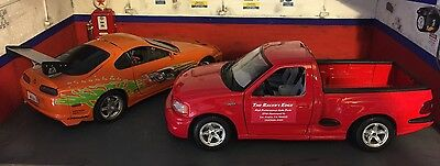 1:18 Ford F150 SVT Lightning Pickup ((The Racers Edge)) Decals / Stickers 1/18