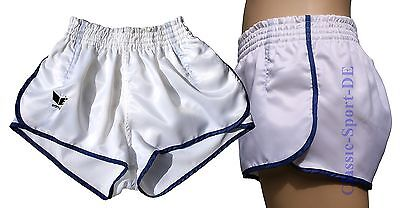 301) orig. 80er ERIMA GlanzSprinter Shorts Kids neu